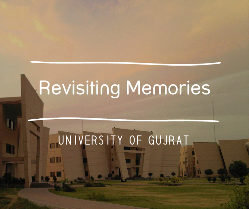 Revisiting the Memories : UOG