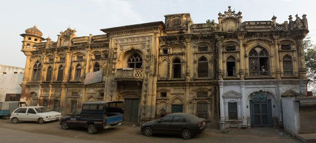 Histories forgotten - The obscure gurdawara of Jhelum