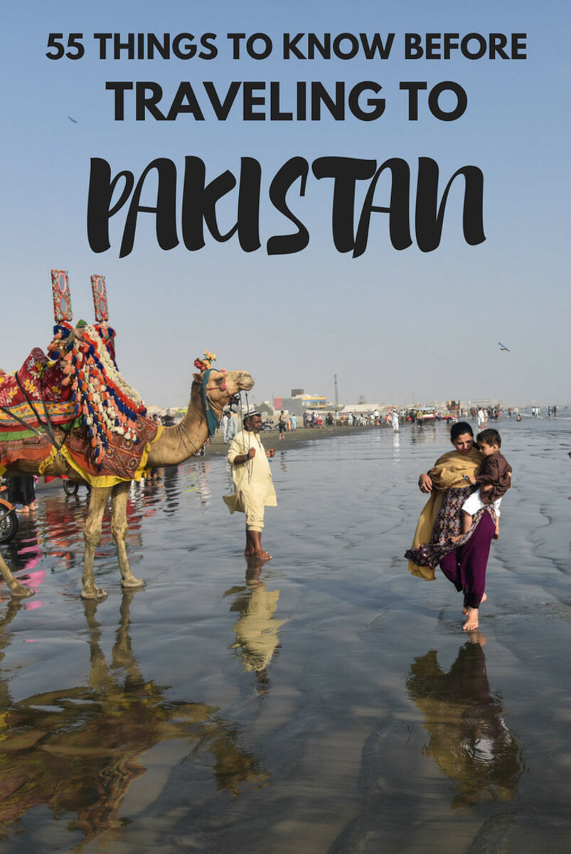 Travelling to Pakistan from UK? Here are Some Tips